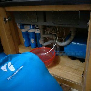 Mua máy lọc nước ở Vinh nên đặt ở vị trí nào trong nhà là hợp lý?