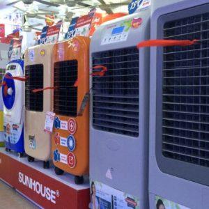 Nên mua quạt hơi nước của hãng nào ở Vinh, Nghệ An?