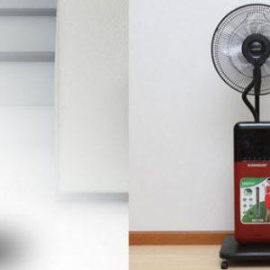 Nên mua quạt phun sương hay quạt hơi nước ở Vinh? cái nào tốt hơn? 1