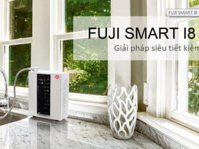Đại lý máy điện giải ion kiềm Fuji Smart I8 ở TP Vinh, Nghệ An