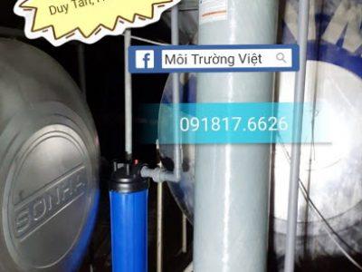 Thi công lắp đặt lọc thô tại Hưng Dũng, TP Vinh, Nghệ An