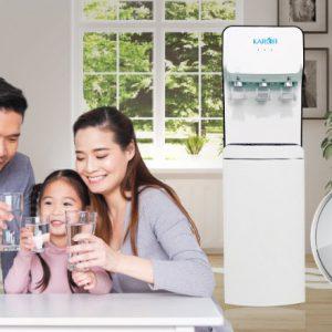 Máy lọc nước nóng lạnh Karofi HC18RO