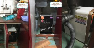 T5/2020: Lắp đặt máy lọc nước MUTOSI tại nhà chị Thủy-TP Vinh Nghệ An